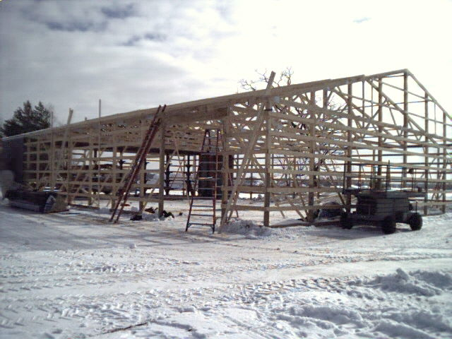 Photos Of Agriculture Truss Projects