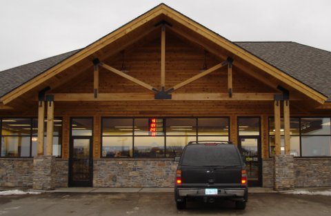 Photos Of Engineered Timber Truss Projects