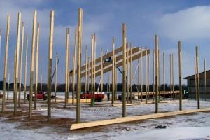 K-Lam Laminated Columns